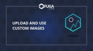 How to upload and use custom images